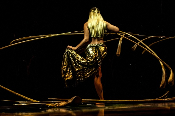 Cirque du Soleil began on Wednesday (27th) its sequence of hopes that will happen in Rio de Janeiro on December 28 until January 21, 2018 in the Olympic park in Barra da Tijuca. Photo: Humberto Ohana / ZUMA wire ZUMA press